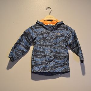 The North Face HyVent Windbreaker size 3T
